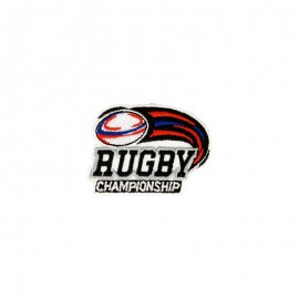 Rugby Championship Iron-On Patch - B