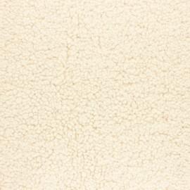Tissu Fourrure mouton Petit Prince - écru x 10cm