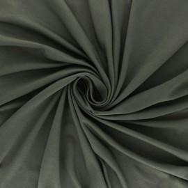 Tissu jersey Modal uni - écru x 10cm