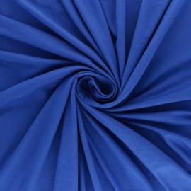 Tissu jersey Modal uni - bleu ciel x 10cm