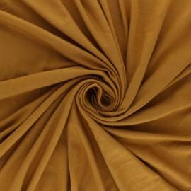 Plain Modal jersey Fabric - royal blue x 10cm