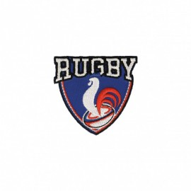 Rugby Iron-On Patch - French National Team