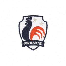 Soccer Iron-On Patch - French National Team