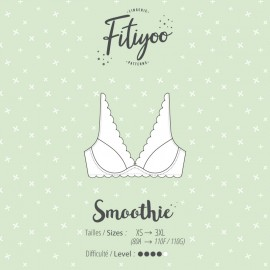 Fitiyoo Sewing Pattern - SMOOTHIE