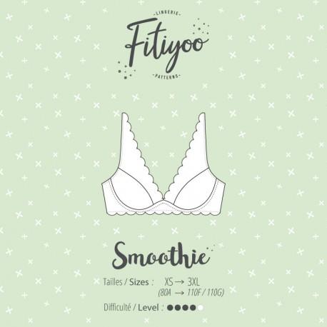 Patron Fitiyoo - Soutien-gorge Smoothie