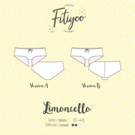 Patron Fitiyoo - Shorty Limoncello