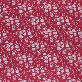 Liberty Fabric - Capel Red - 40TH ANNIVERSARY X 10CM