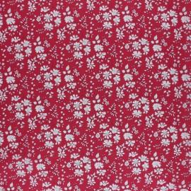 Tissu Liberty Edition 40 ans - Capel rouge x 10cm