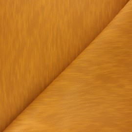 Simili cuir chevron - bleu marine x 10cm