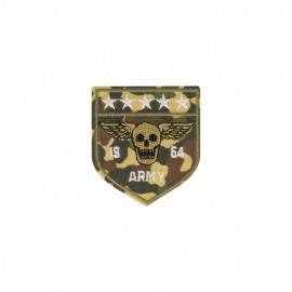Military Iron-on Patch - Badge