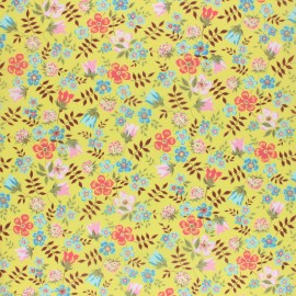 Liberty fabric 40th Birthday - Edenham A x 10cm