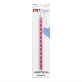 Marking pencil Prym Love - White