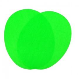 Coudières Genouillères fluo vert