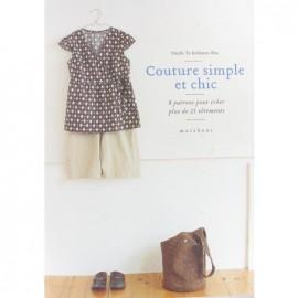 """Livre """"Couture simple et chic"""""""