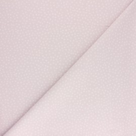Tissu coton Pastel Jungle Grains - Lilas x 10cm