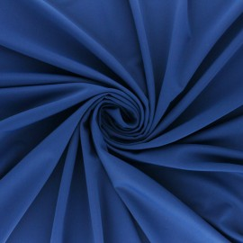 Tissu Lycra Maillot de bain uni - bleu x 10cm