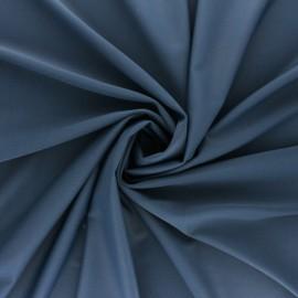 Tissu Lycra Maillot de bain uni - bleu cobalt x 10cm