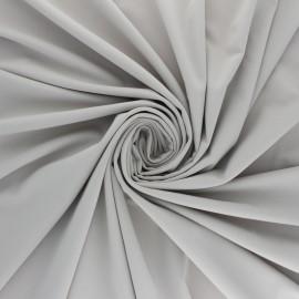 Plain Swimsuit Lycra fabric - light grey x 10cm