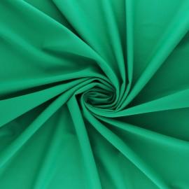 Tissu Lycra Maillot de bain uni - vert prairie x 10cm