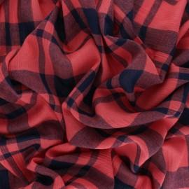 Tissu viscose tissé Tilly - Grenadine x 10cm