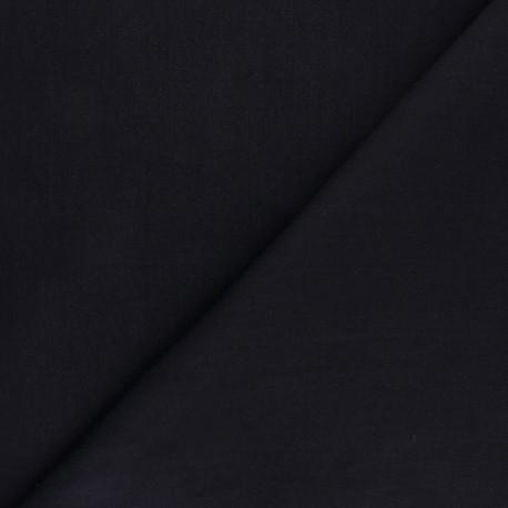 Elastane jeans fabric Unico - black x 10cm