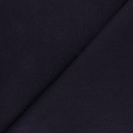 Tissu Jeans élasthanne Unico - bleu nuit x 10cm