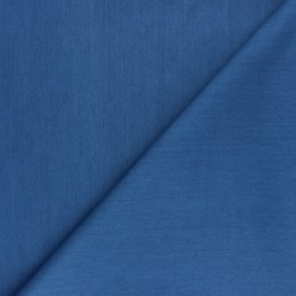 Tissu Jeans élasthanne Unico - bleu x 10cm