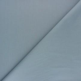 Cotton poplin fabric - Grey Nébulia x 10cm