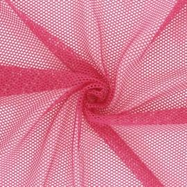 Mesh fabric - Fuchsia Vrac x 10cm