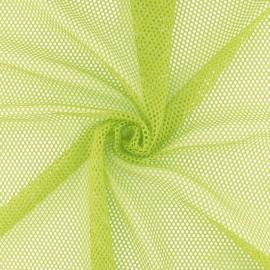 Mesh fabric - Lime Vrac x 10cm