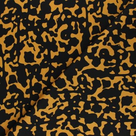 Tissu Gabardine coton Nino BY PENELOPE® - moutarde x 10cm