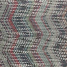 Lurex Knitted fabric - orange Jenny x 50cm