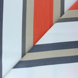 Tissu Toile extérieur Sunny Tango - Orange x 10cm