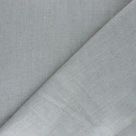 Plain outdoor canvas fabric - mottled grey  x 10cm