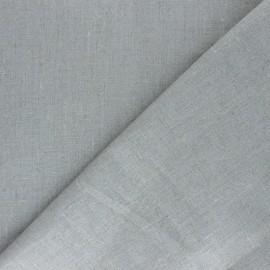Tissu Toile plein air Dralon® (320cm) - gris chiné x 10cm