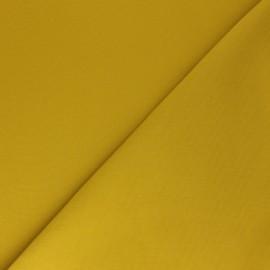 Tissu Toile Transat Playa uni - Miel x 10cm