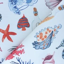 Plain Playa Outdoor canvas fabric - honey x 10cm