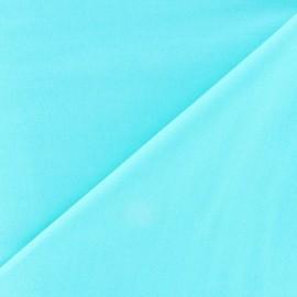 Poplin Fabric - aqua blue x 10cm