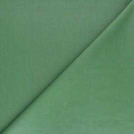 Poplin Fabric - olive green x 10cm