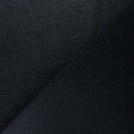 Entoilage thermocollant Enzo - noir x 10cm
