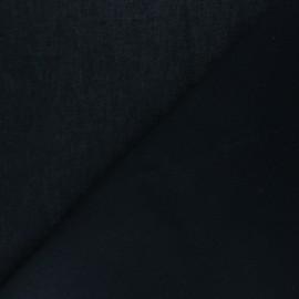Entoilage thermocollant Théo - noir x 10cm