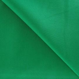 ♥ Only one piece 40 cm X 140 cm ♥ Mat Lycra Gabardine Fabric - Apple Green