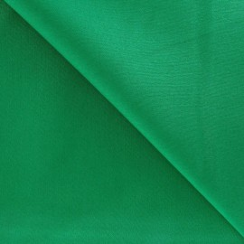 Mat Lycra Gabardine Fabric - Apple Green x 10cm