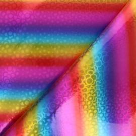 Simili cuir Rétro - Multicolore x 10cm
