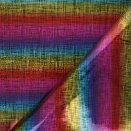 Leather Imitation - Multicolor Saturday night fever x 10cm