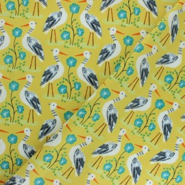 Cotton Dashwood Studio fabric Rivelin Valley - Heron x 10cm