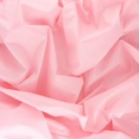 ♥ Coupon 20 cm X 145 cm ♥ Tissu Popeline craquante uni - Rose