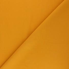 Plain tencel fabric - mustard yellow  x 10cm
