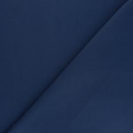 Plain tencel fabric - blue  x 10cm
