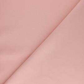 Tissu Tencel uni - rose pâle x 10cm